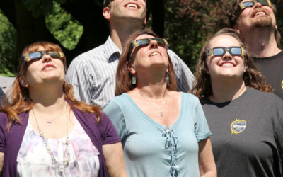 Keep Your Employees Safe While Viewing the Solar Eclipse