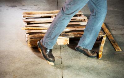 Fall Protection Training Makes Debut on OSHA's Top 10 Citations List