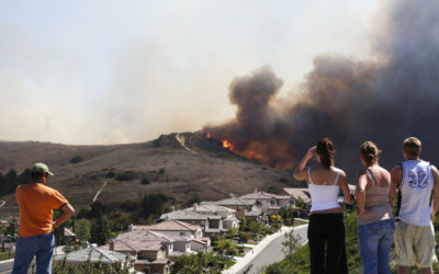 Protecting Your Workers in Wildfire Areas