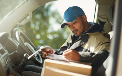 Five Ways to Reduce Accidents among Your Driving Employees