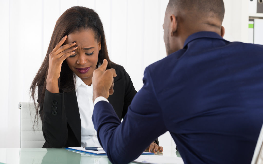 Addressing Workplace Bullying Can Head off Lawsuits