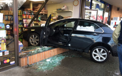 Storefront Crash Stats Are Alarming – How to Reduce Risk
