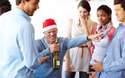 Limiting Your Liability During the Company Holiday Party