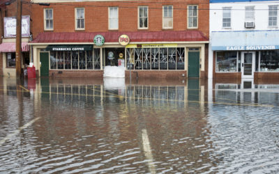 Commercial Property Flood Prevention Tips